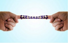 Chinese Finger Traps: What a Novelty Item Can Teach Us about Acceptance